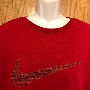 Nike t shirt men's XL short sleeve NWT msrp $25